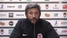 """LOU 25-19 Toulouse : """"Pas d'affolement"""" du staff toulousain après la première défaite de la saison"""