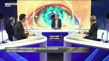 Hors-Série Les Dossiers BFM Business : Comment l'ophtalmologie va-t-elle évoluer ces prochaines années ? - Samedi 8 mai