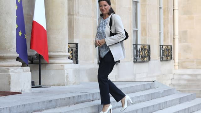 Agnès Buzyn, la ministre de la Santé.