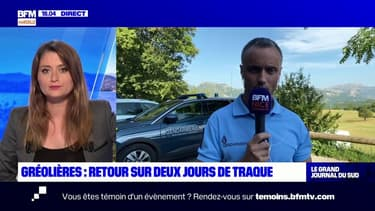 Gréolières: le Colonel Jean-Michel Doose, adjoint au Commandant du groupement de gendarmerie des Alpes-Maritimes, revient sur les deux jours de traque