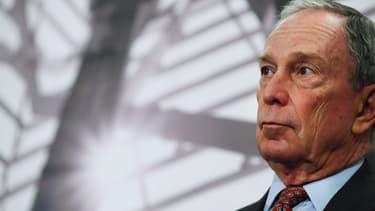 Michael Bloomberg a été élu 3 fois à la mairie de New York