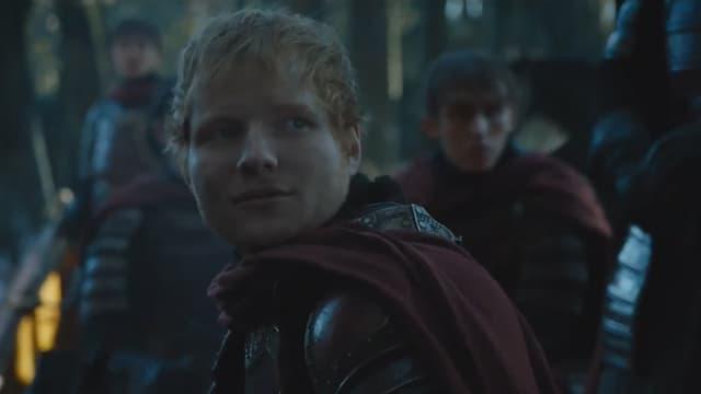 """Ed Sheeran dans """"Game of Thrones"""""""