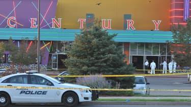 Le Century 16, le cinéma dans lequel a eu lieu la fusillade.