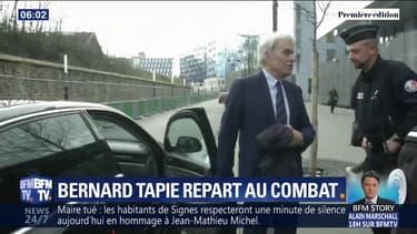 Affaire du Crédit Lyonnais: Bernard Tapie en appelle à la Cour de justice de l'Union européenne