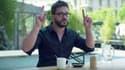 """Samuel Degasne, journaliste musical et animateur de la chaîne  YouTube """"Une chanson l'addition""""."""