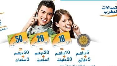 Vivendi veut vendre sa participation de 53% dans l'opérateur marocain.