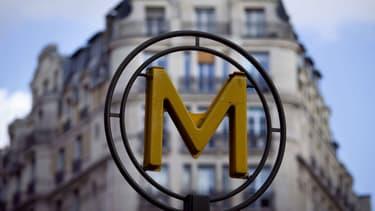 Une station de métro (PHOTO D'ILLUSTRATION)