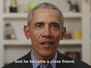 Barack Obama apporte officiellement son soutien à Joe Biden pour la présidentielle Américaine