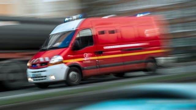 Cinquante pompiers et quinze véhicules ont été mobilisés.