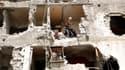 Les habitants de Gaza retrouvent leurs habitations totalement dévastées.