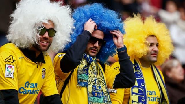 Supporters Las Palmas