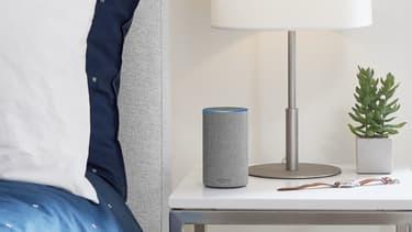 Après avoir pris place dans la maison, Alexa s'invite dans les chambres d'hôtel.