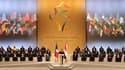 Ouvrant les travaux du 25e sommet franco-africain, à Nice, Nicolas Sarkozy a promis que la France prendrait des initiatives pour accroître le poids international de l'Afrique lorsqu'elle présidera le G8 et le G20, en premier lieu au sein de l'Organisation