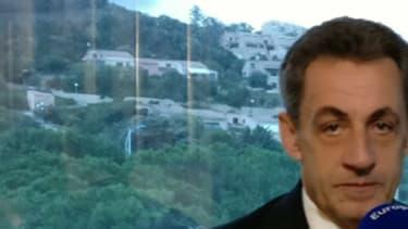 Nicolas Sarkozy jeudi 20 octobre sur Europe 1.