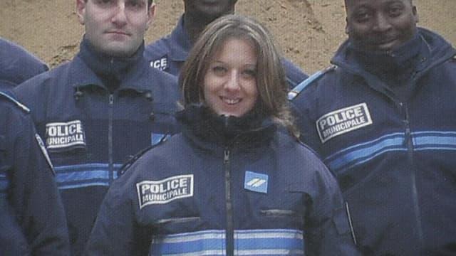 Aurélie Fouquet jeune policière de 26 ans