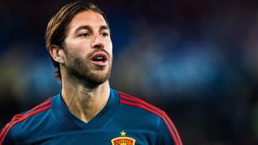 Sergio Ramos - Espagne
