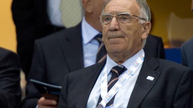 Jean-Pierre Escalettes a démissionné de son poste de président de la FFF
