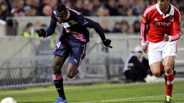 Diabaté a inscrit son 4e but en 7 matches de Ligue Europa