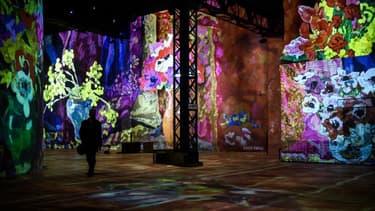 L'Atelier des Lumières fait partie des musées ayant rouvert au public