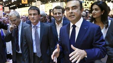 Ce compromis serait sous la forme de deux projets d'accord qui sont soumis au conseil d'administration de Renault
