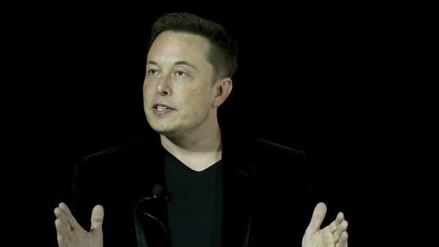 Elon Musk, le patron de Tesla et Space X