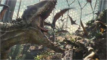 Jurassic World a coûté 150 millions de dollars.
