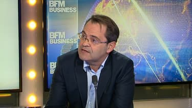 Loïc Poirier était l'invité de BFM Business