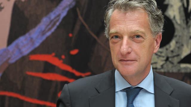 Hervé Gaymard contribue à la préparation du projet d'Alain Juppé pour la primaire à droite