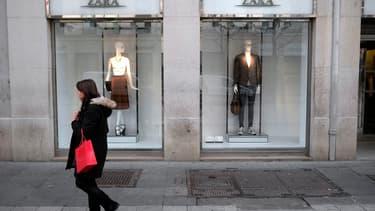 "Les fermetures concerneront ""des magasins plus anciens appartenant à des marques autres que Zara"", selon Inditex."