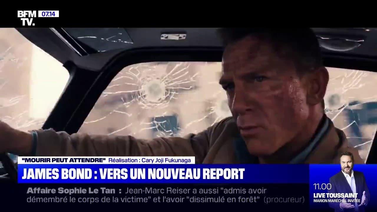 James Bond: vers un 3e report du nouvel opus au cinéma