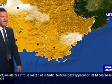 Météo Provence-Alpes-Côte-d'Azur: du soleil malgré quelques rafales de mistral