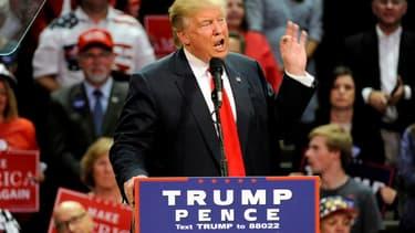 Donald Trump a décidé que les États-Unis ne sortiraient pas de l'Alena à ce stade.