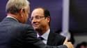 François Hollande et son Premier ministre peuvent se réjouir des premiers résultats des législatives 2012