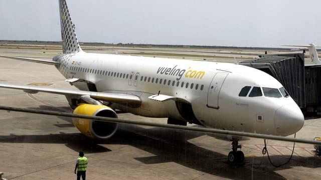 En raison d'une grève de ses pilotes, Vueling a décidé de supprimer plus de 200 vols les 3 et 4 mai 2018. (image d'illustration)