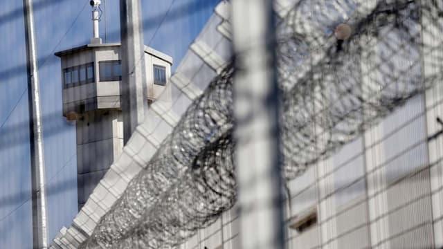 L'Etat a été condamné pour des fouilles corporelles intégrales et systématiques à la prison de de Maubeuge, dans le Nord (photo d'illustration).