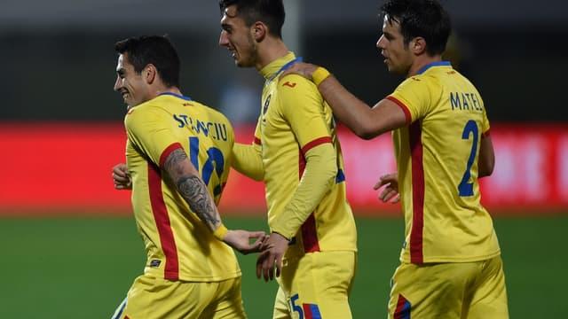 Les joueurs roumains