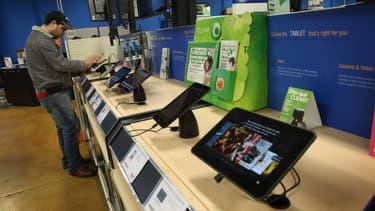 Les tablettes ont presque entièrement pénétré les marchés clés, ce qui donne un regain au secteur des PC.