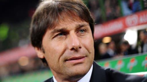 Antonio Conte, l'entraîneur de la Juventus a été suspendu suite au scandale du Calcioscomesse