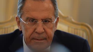 Sergueï Lavrov a été reçu ce jeudi à Pyongyang -