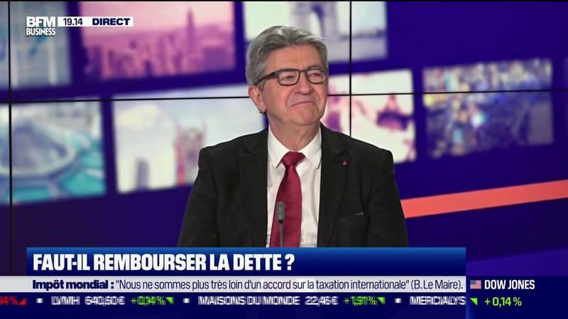 Comment Jean-Luc Mélenchon veut rembourser et annuler la dette