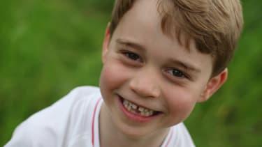 Le prince George fête ses 6 ans ce 22 juillet
