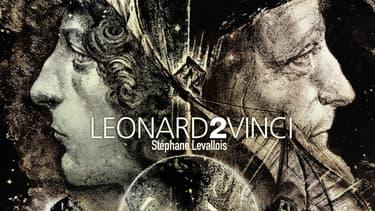Léonard de Vinci en BD