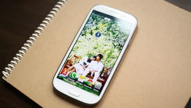 Le Samsung Galaxy SIII est le smartphone préféré des Américains.