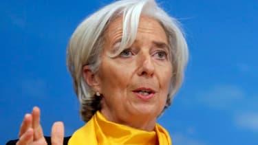 Comme tous les fonctionnaires internationaux, Christine Lagarde n'est pas soumise à l'impôt sur le revenu.