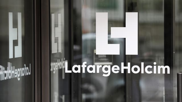 Le groupe est issu de la fusion en 2015 du français Lafarge avec le suisse Holcim.