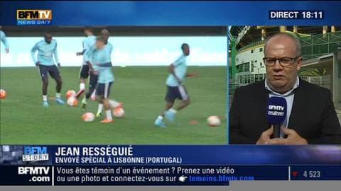 Portugal VS France: Rentrée sous tension des Bleus face à Cristiano Ronaldo