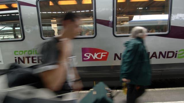 """La SNCF promet un """"plan d'action"""" à la région Normandie"""