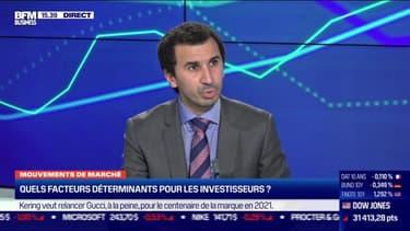 Zakaria Darouich (CPR AM) : Quels facteurs déterminants pour les investisseurs ? - 17/02