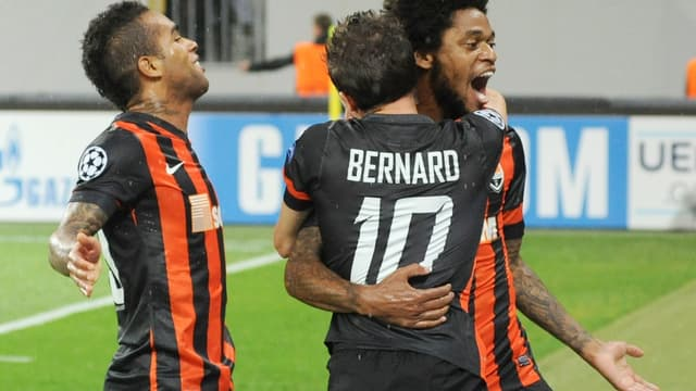 Luiz Adriano s'est plaint de cris racistes contre lui