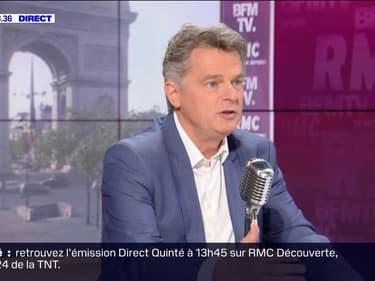 """""""La situation l'exige"""": Fabien Roussel (PCF) justifie sa candidature pour l'élection présidentielle de 2022"""